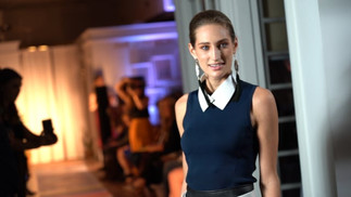 Jahde Leather Fashion Show