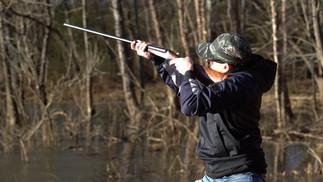 Skeet shooting in Greenville, SC