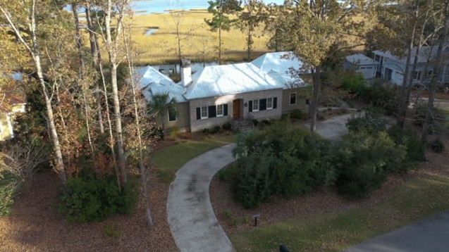 4528 Carriage House Way - Aerials