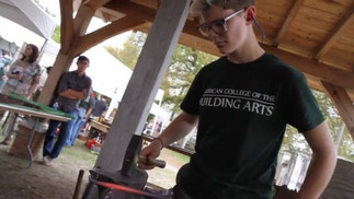 American College of the Building Arts - Masters of the Building Arts Festival