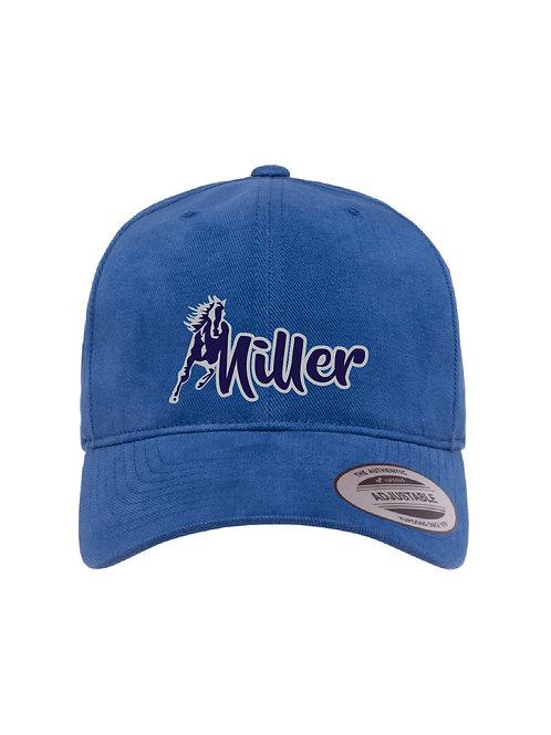 Embroidered Miller 6363V Hat