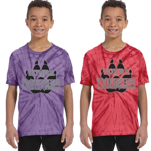 Tonda Tie-Dye Youth T shirt
