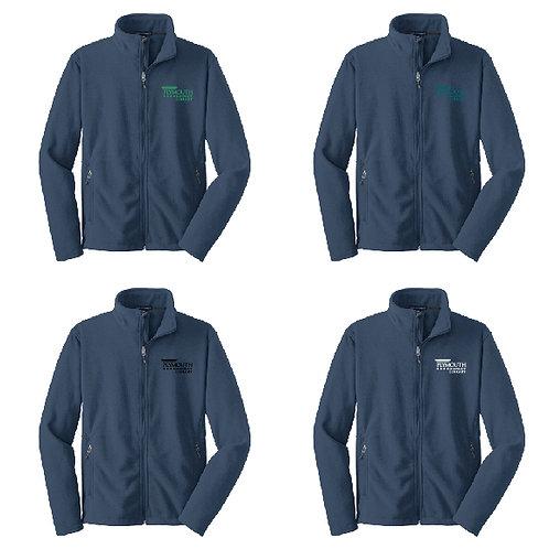 Plymouth Library F217 Men's Value Fleece Jacket