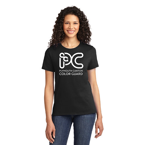 Plymouth Canton Color Guard LPC61 Women's T-Shirt