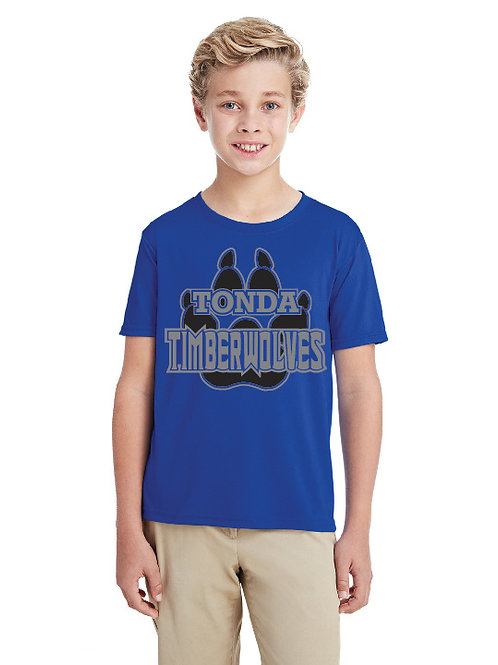 Tonda Youth Performance Shirt