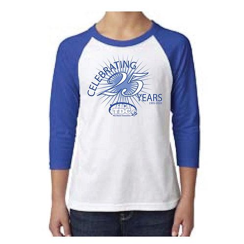TDC 3352 Youth Baseball T shirt