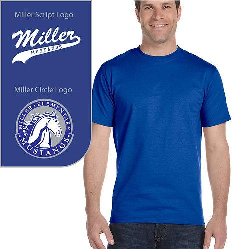 Miller Mustangs G800 Adult T-Shirt ($12.00-$26.00)