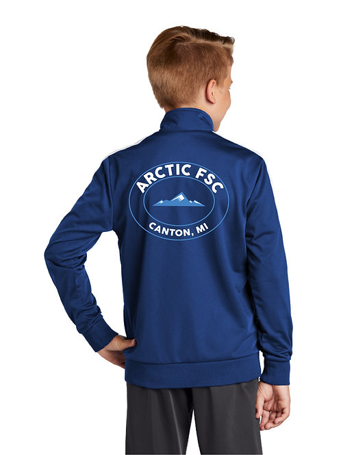 4396 Arctic Figure Skating Youth Medalist Jacket