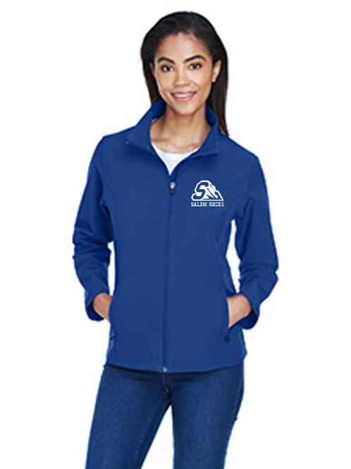 Embroidered Salem TT80W Ladies' Leader Soft Shell Jacket