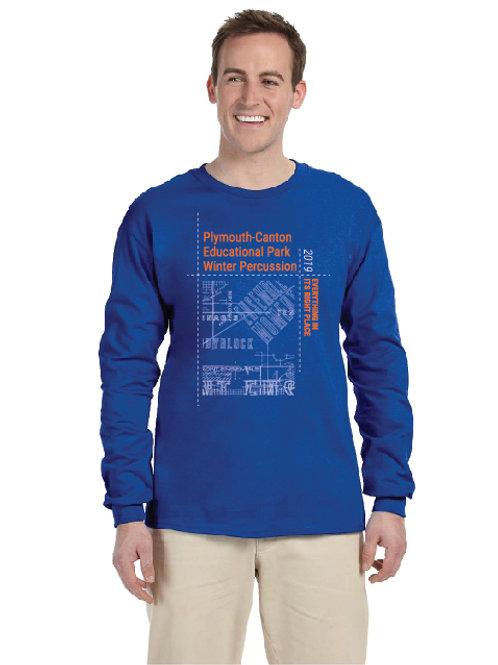 100% Long Sleeve Tshirt