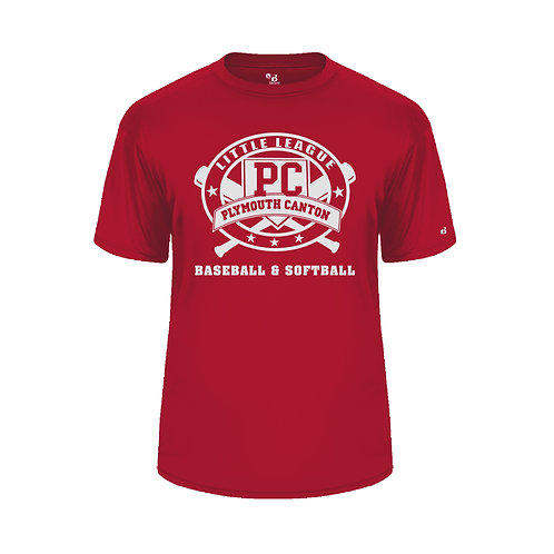 PCLL T-BALL TEAM 212000 Youth B-Core Tee