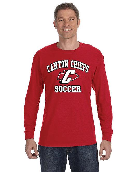 Canton Soccer G240 Long Sleeve Shirt