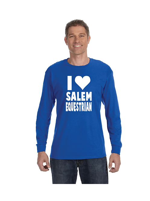 Salem Fan Long Sleeve Shirt