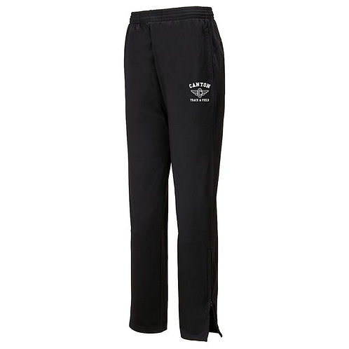 Canton Track 7726 Solid Brushed Tricot Pant (Embroidered)