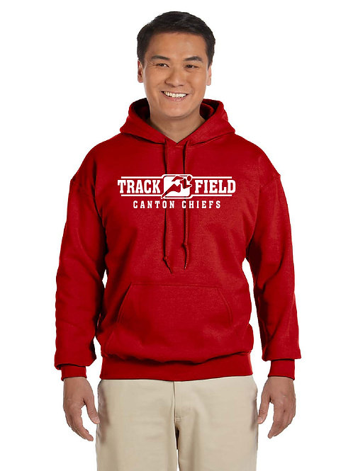 Canton Track G185 Adult Hoodie