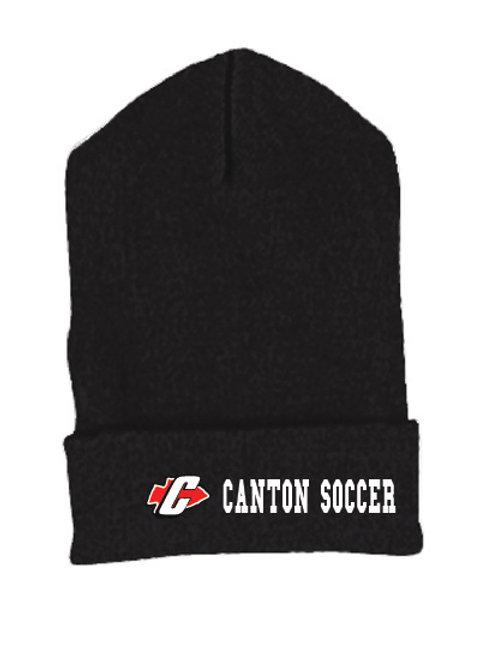 1501 Canton Soccer Beanie