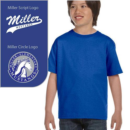 Miller Mustangs G800B Youth T-Shirt ($12.00-$18.00)