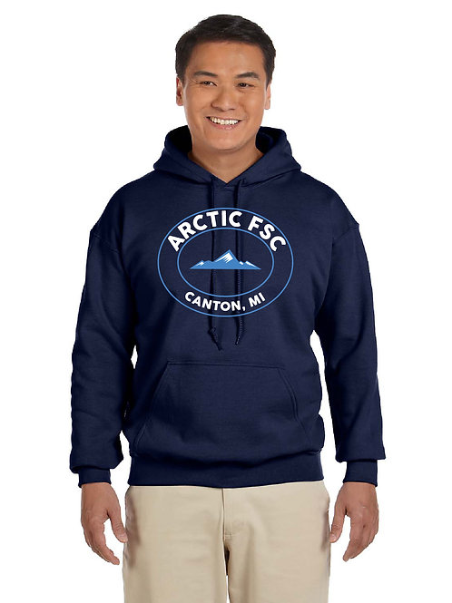 Arctic FSC Unisex Hooded Sweatshirt (G185/G185B)