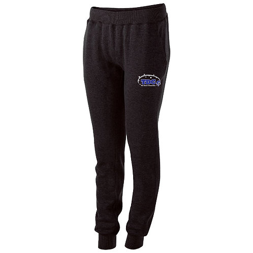 TDC 229748 Printed Ladies' Fleece Jogger