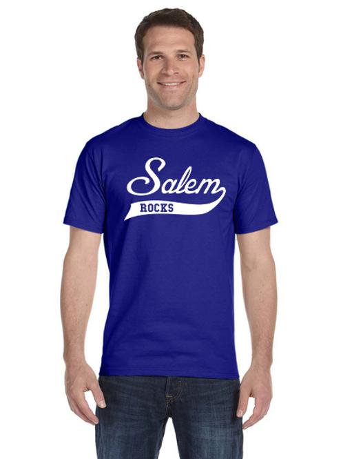 Salem Glitter G800 Adult 50/50 T-Shirt