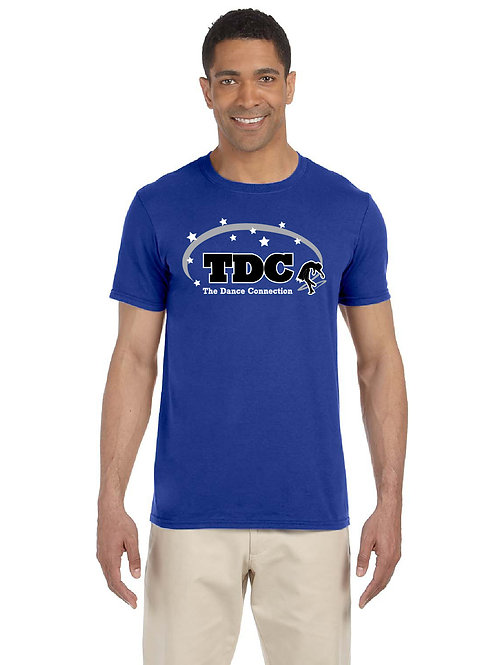 TDC G640 Printed Adult Softstyle T-Shirt