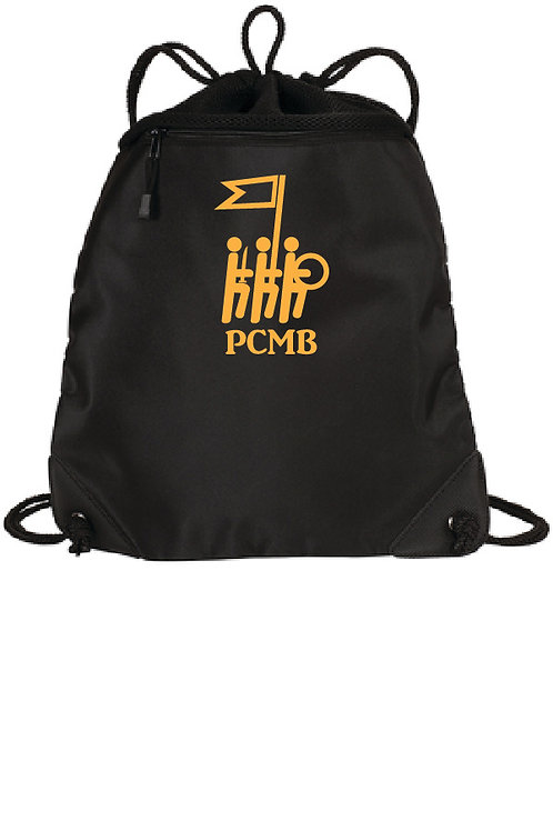 PCMB Drawstring Embroidered Bag