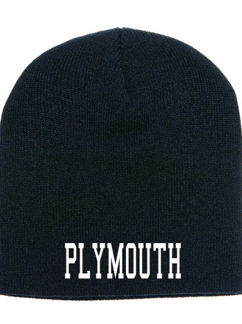 Embroidered Plymouth 1500 Knit Cap