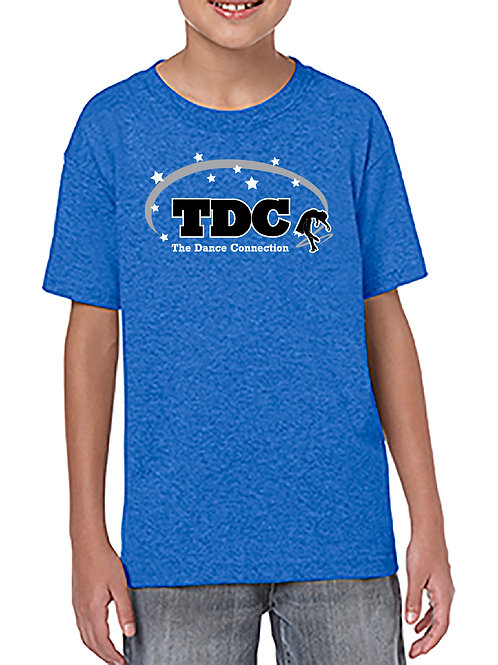 TDC G645B Printed Youth Softstyle T-Shirt