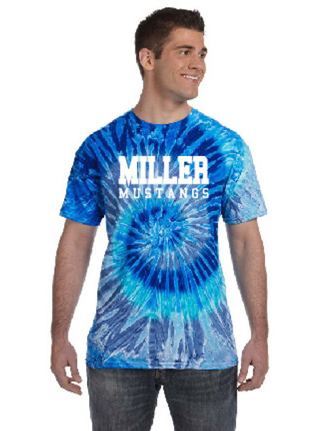 Miller CD1000 Tie-Dye T-Shirt
