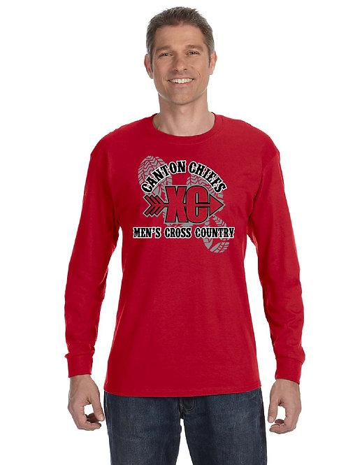 Canton Cross Country G540 Long-Sleeve T-Shirt