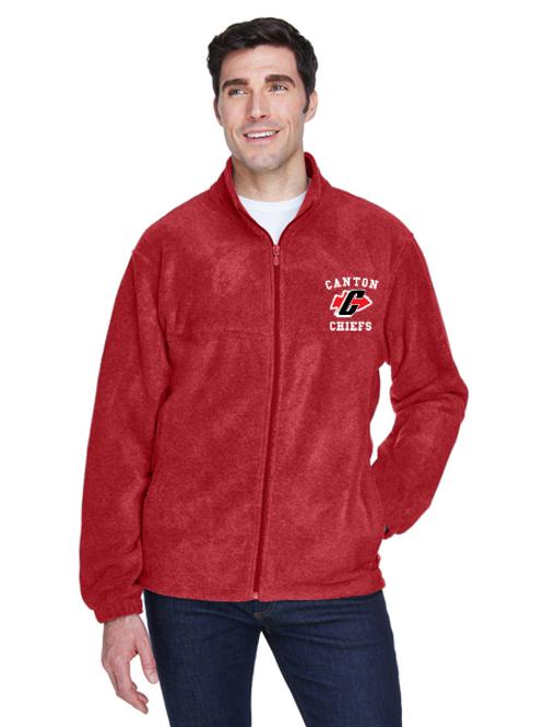 Embroidered Canton M990 Men's Full-Zip Fleece