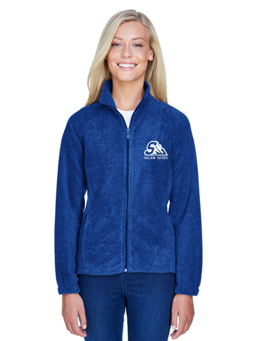 Embroidered Salem M990W Ladies' 8 oz. Full-Zip Fleece