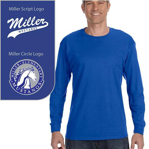 Miller Mustangs G540 Adult Long-Sleeve Shirt ($15.00-$28.00)