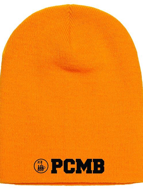 PCMB 1500 Gold Beanie