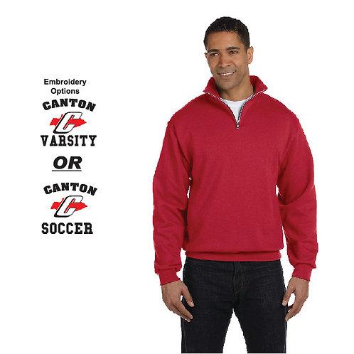 995M Canton Soccer QZ Sweatshirt