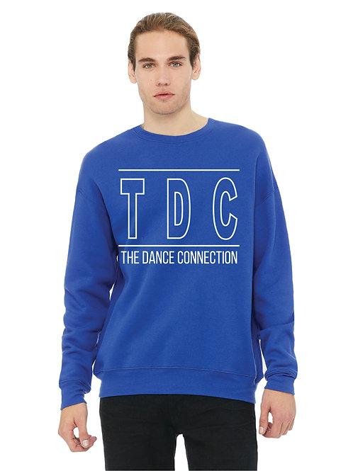 TDC 3945 Drop Shoulder Fleece