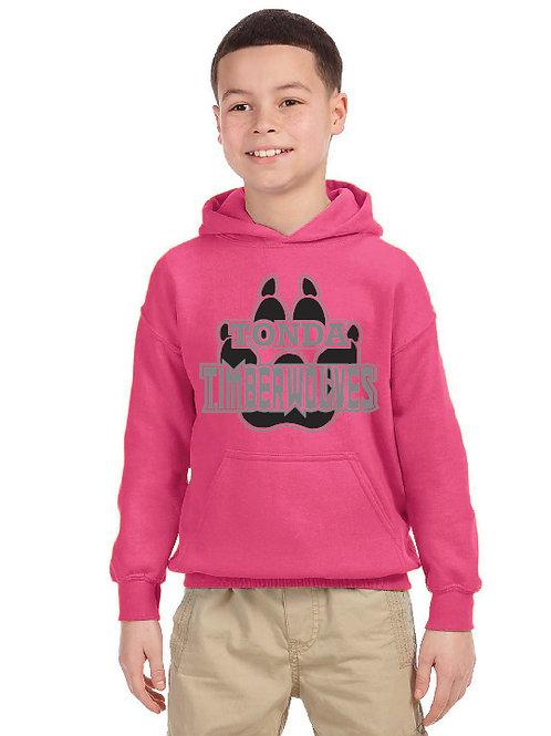 Tonda Youth Hooded Sweatshirt