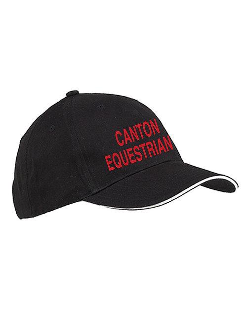 PCEP Equestrian (BX004) Baseball Cap