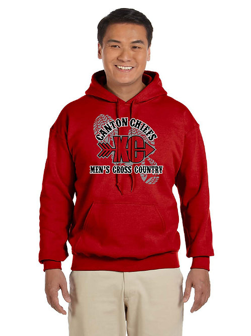 Canton Cross Country G185 Hoodie