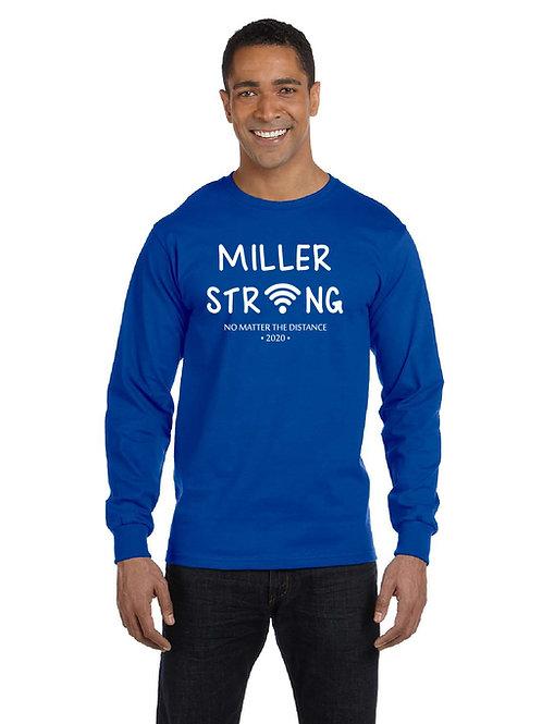 Miller Strong G840/G240B 50/50 Long-Sleeve T-Shirt