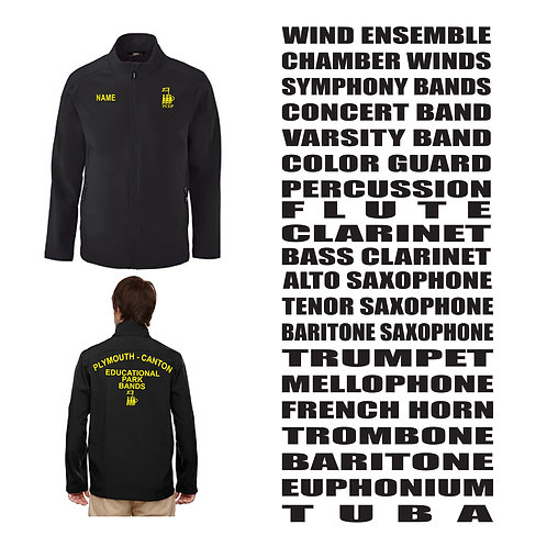Marching Band Men's Jacket