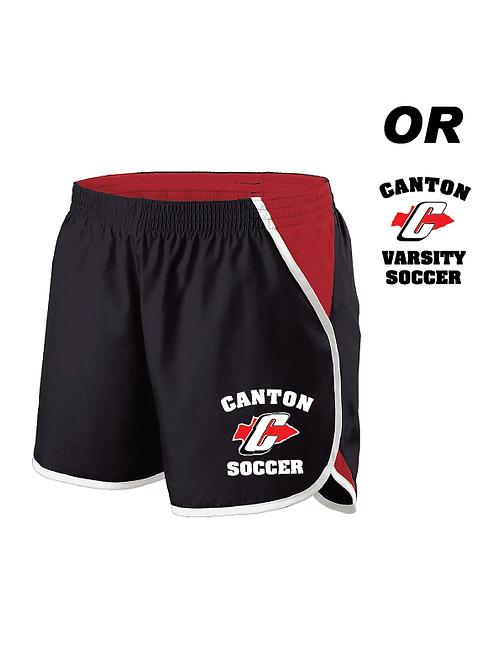 Canton Girl's Soccer 229325 Energize Shorts
