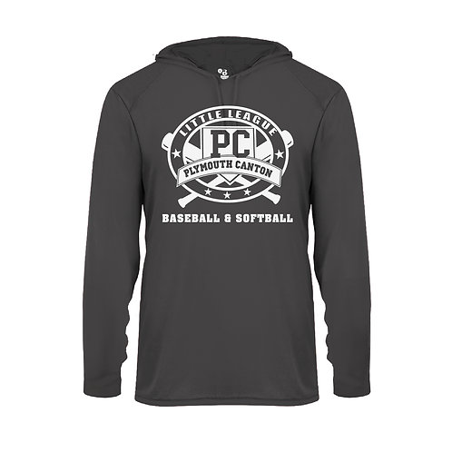 PCLL JUNIORS BASEBALL TEAM 210500 Youth B-Core Hoodie