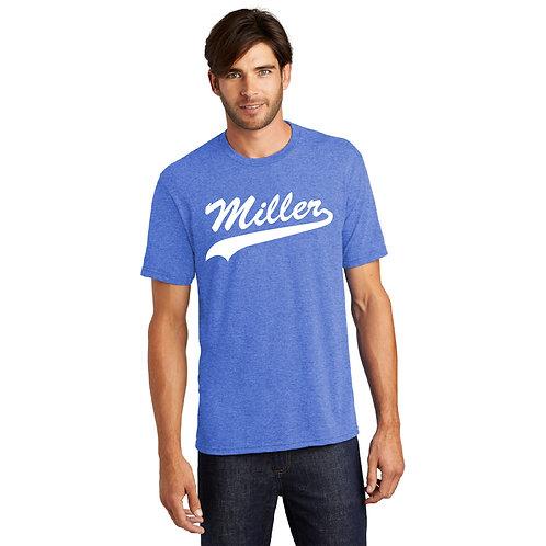Printed Miller DM130 Tri-Tee