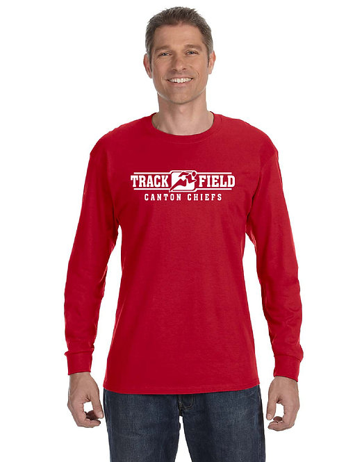 Canton Track G540 Adult Long-Sleeve T-Shirt