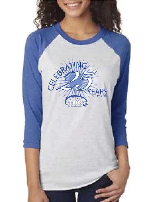 TDC 6051 Baseball T shirt