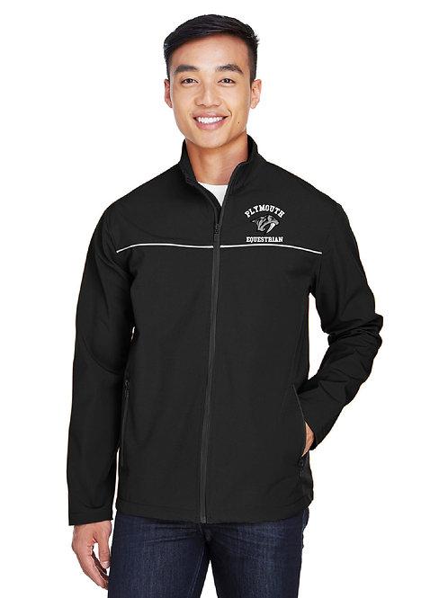PCEP Equestrian (M780) Men's Soft-Shell Full-Zip Jacket