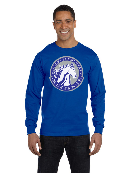 Mustang G840/G540B Long-Sleeve T-Shirt