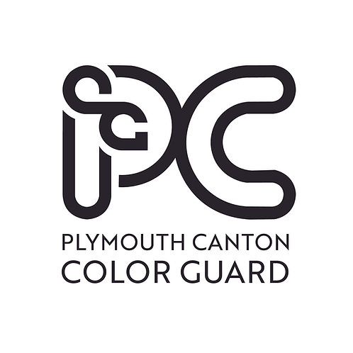 Plymouth Canton Color Guard Car Decal