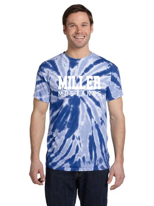 Miller Tie-Dye T-Shirt